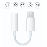 rayo de manzana a adaptador de jack de auriculares de 3.5 mm | Adaptador de cable de audio Apple Earpods para iPhone iPad